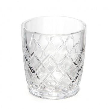 Yarai® Stackable Double Rocks Glass